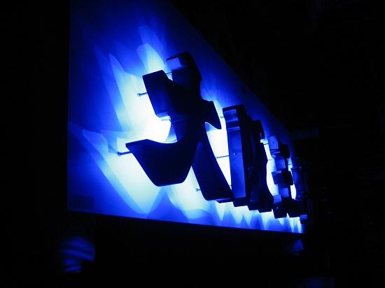 LEDバックライトタイプ 大阪王将 様 製作編5